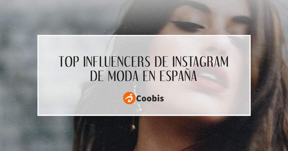 Top influencers de Instagram de moda en España