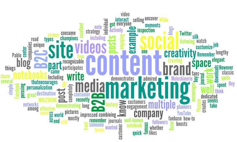 Mejores prácticas en content marketing