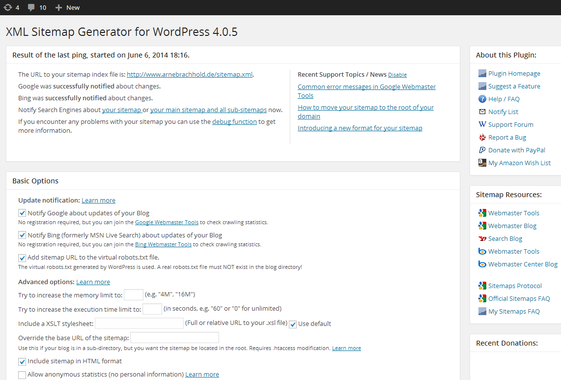 plugins de WordPress para bloggers