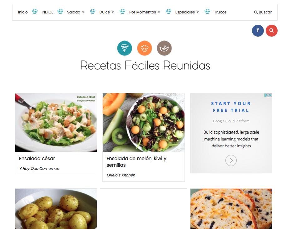 blogs de recetas 2