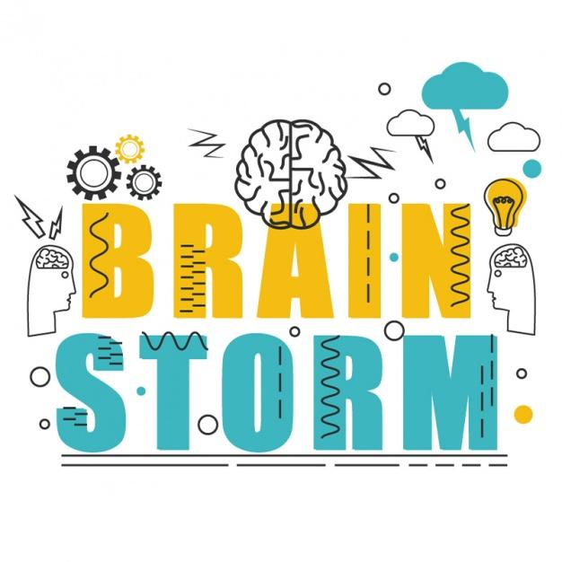 consejos para escribir un buen post: brainstorming