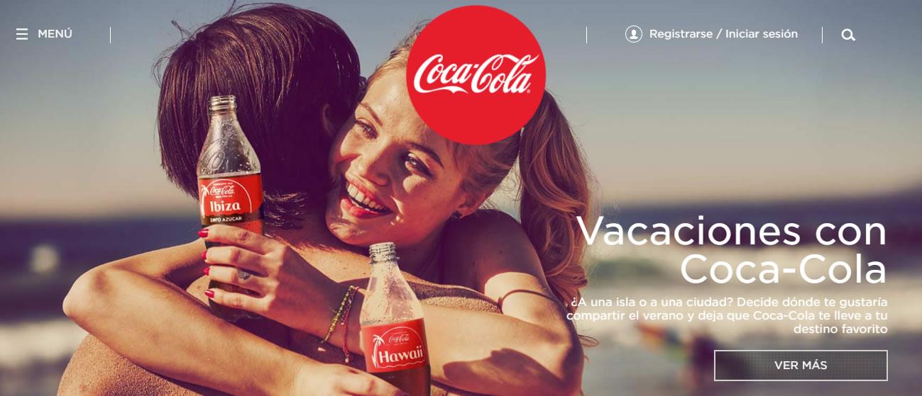 buenas prácticas de content marketing: Coca Cola