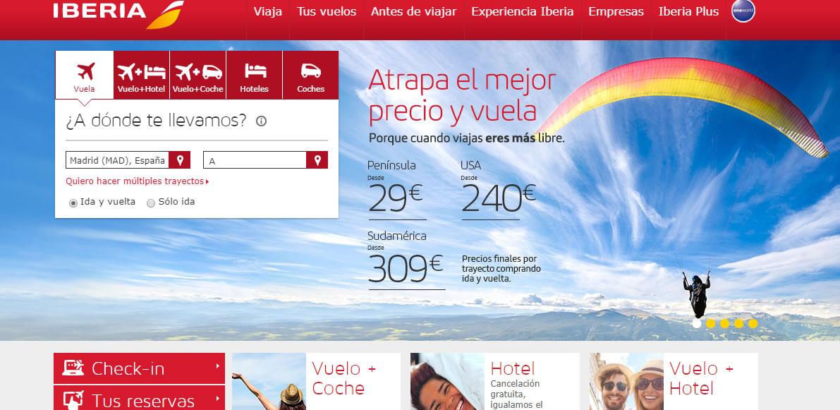 buenas prácticas de content marketing: Iberia