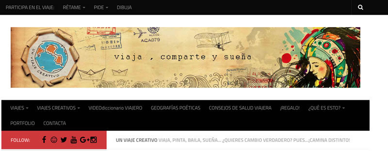 blogs de viajes en español
