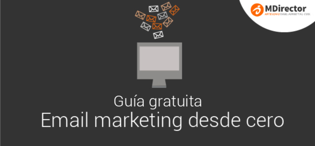 ebooks de content marketing: email marketing desde cero
