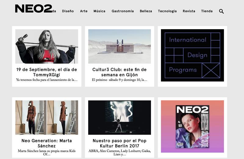 blogs de moda: Neo2