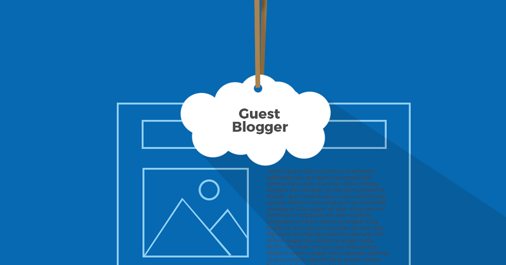 Tipos de bloggers: Guest Blogger