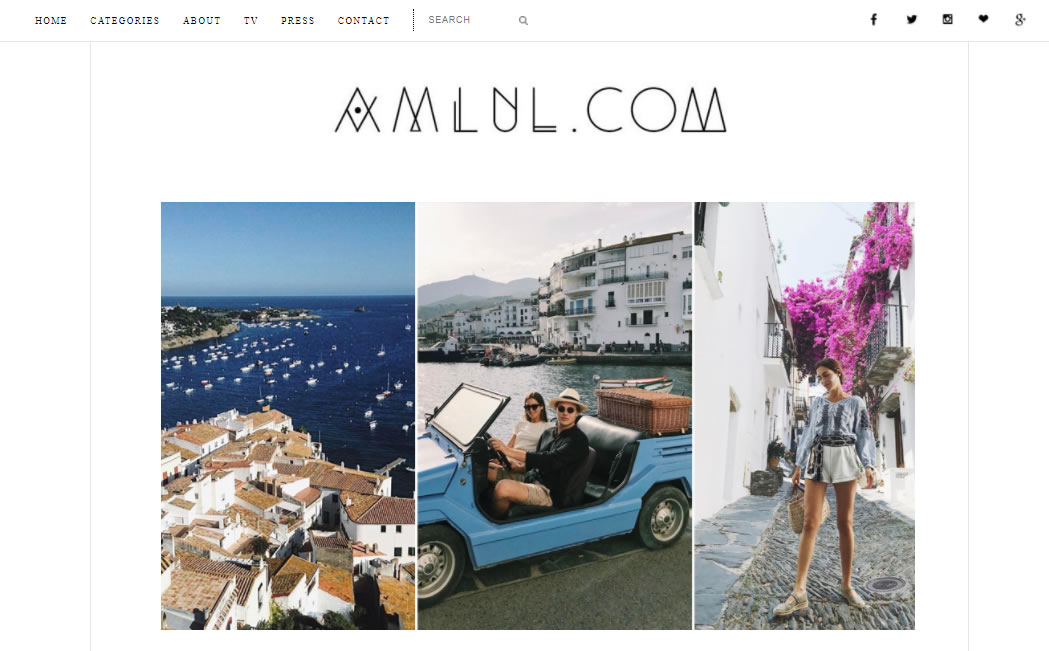 influencers de moda: Amlul