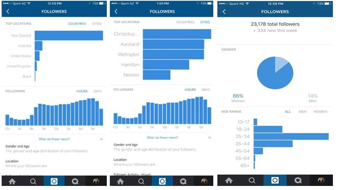 metrics for analysing your campaigns on Instagram followers
