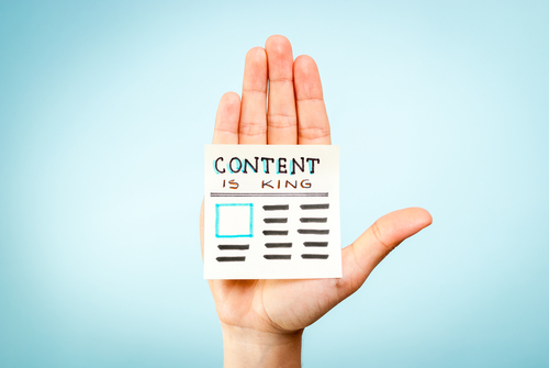 técnicas de link building: content is king