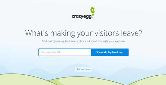 estrategia de blogging: CrazyEgg