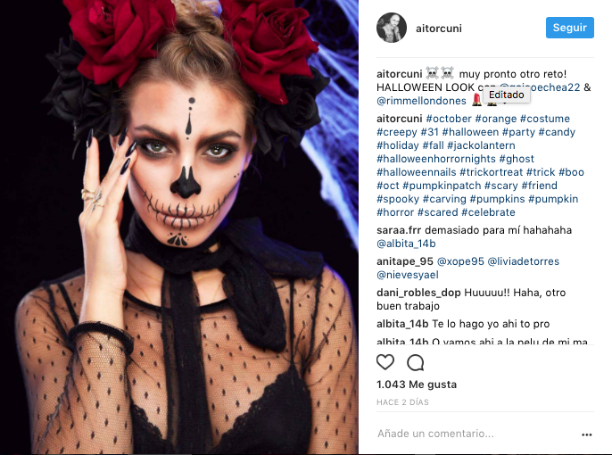 marketing de contenidos para Halloween