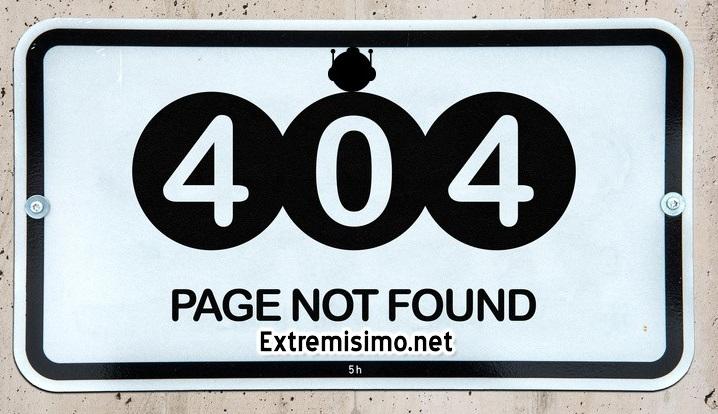 técnicas de link building: error 404
