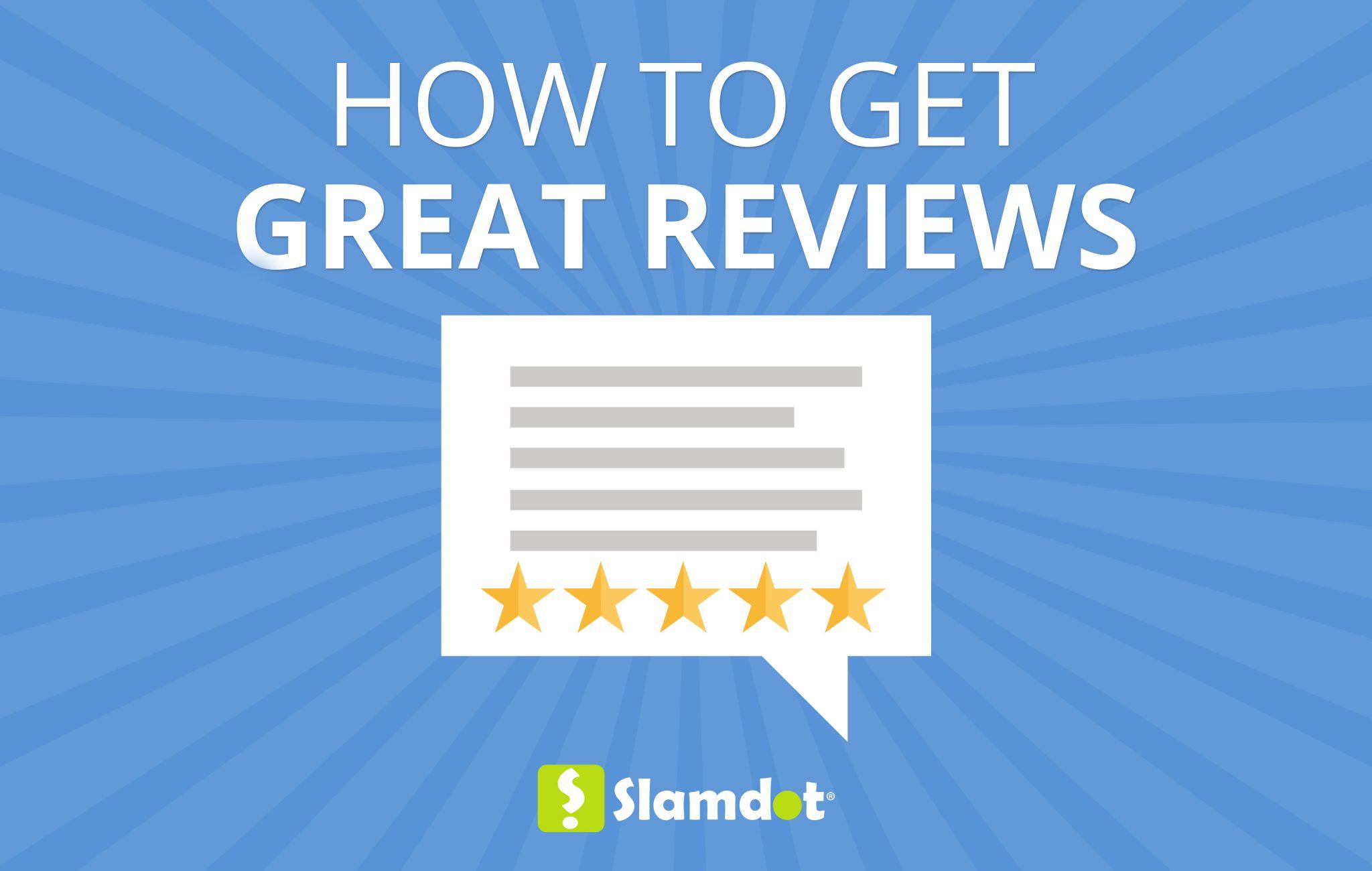 tipos de contenidos para incrementar visitas: reviews