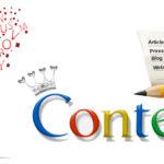 tipos de contenidos para incrementar visitas