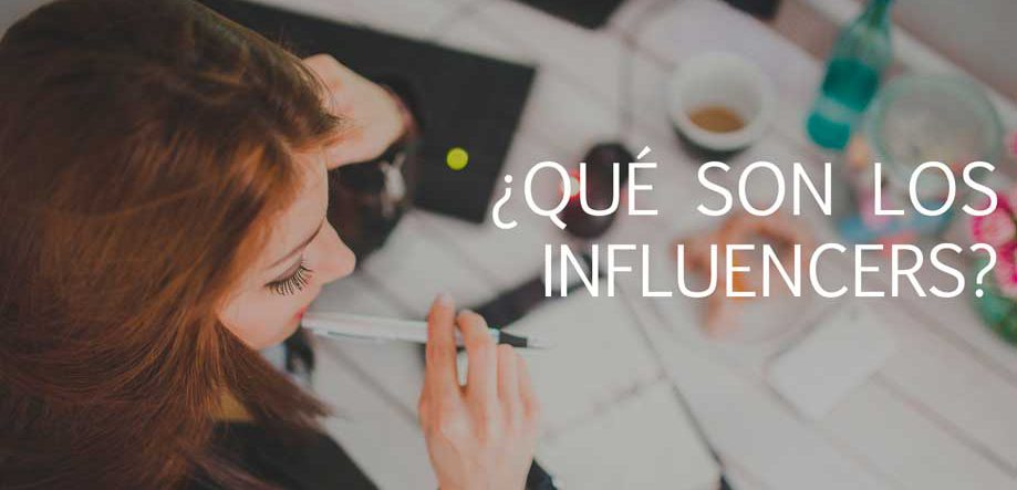 qué son los influencers
