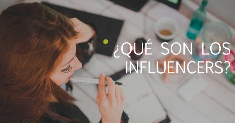 qué son los influencers