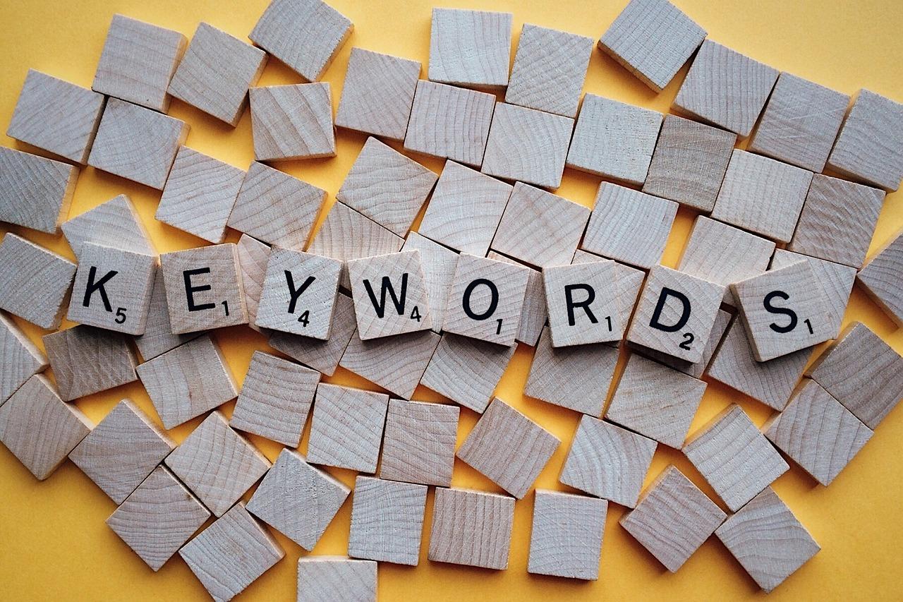 Analiza su ranking de palabras clave