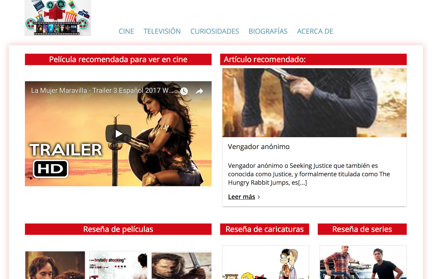 Los mejores blogs de cine de México