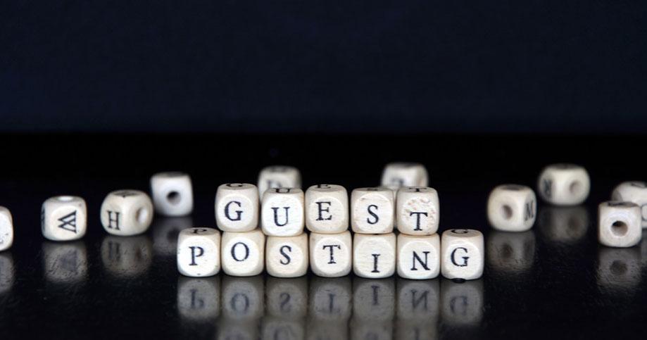 técnicas para hacer guest posting