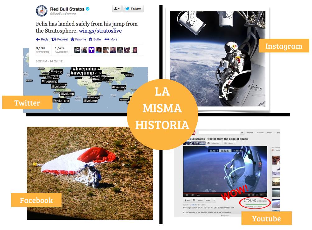 posts con storytelling y redes sociales