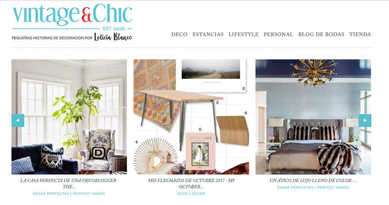 Dec logo con los mejores blogs de decoraci n en espa ol - Los mejores blogs de decoracion ...