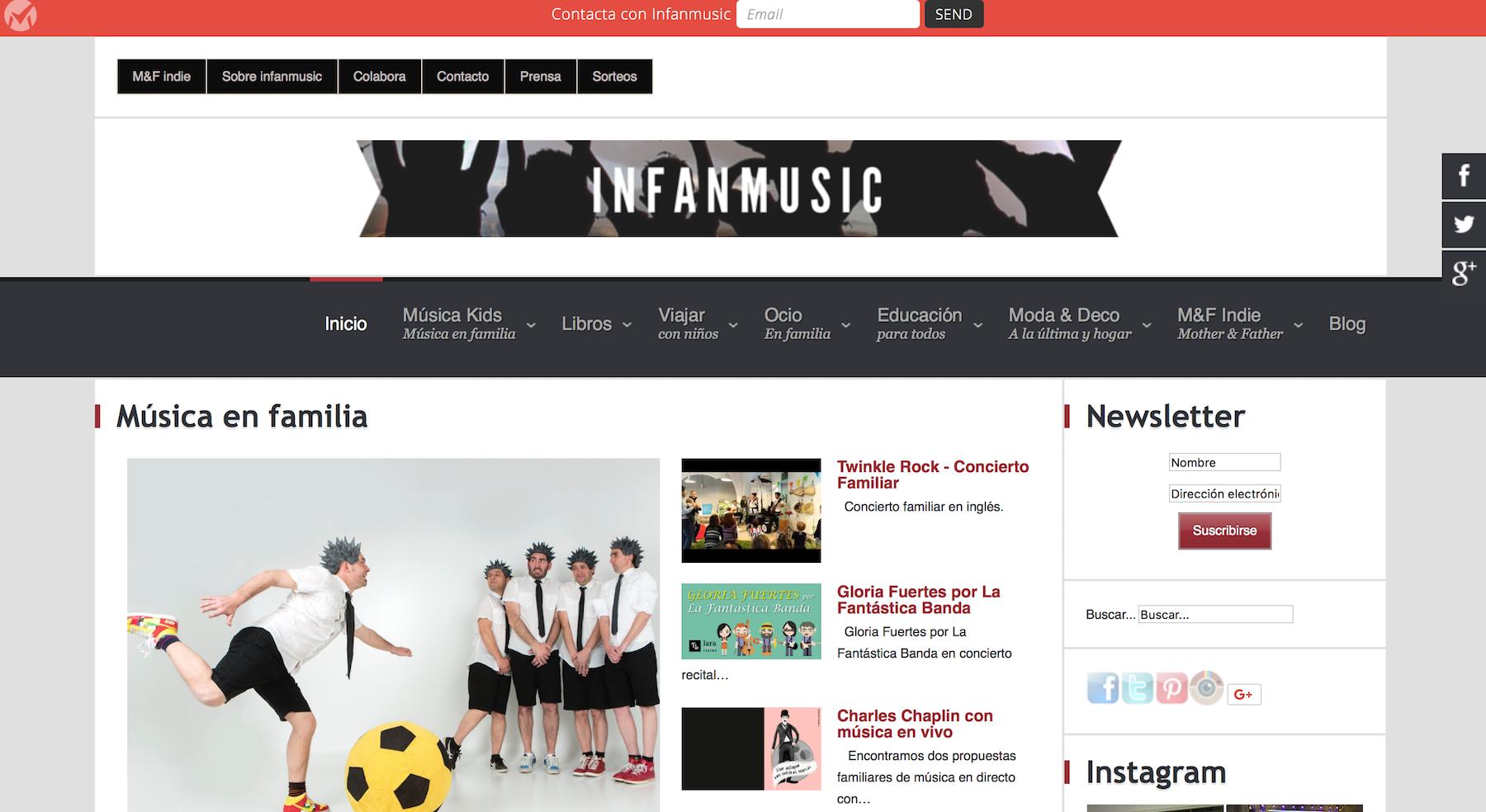 mejores blogs de música