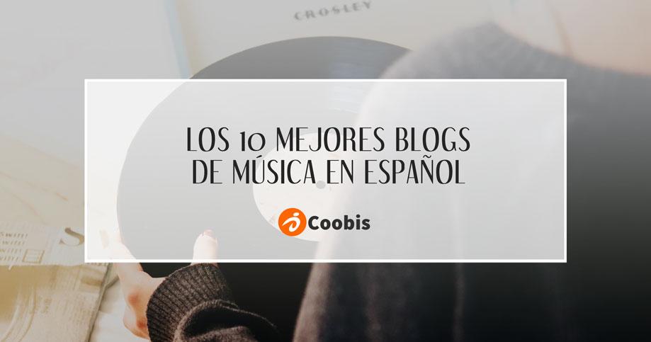 Los 10 mejores blogs de música en Español
