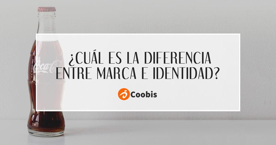 diferencia entre marca e identidad