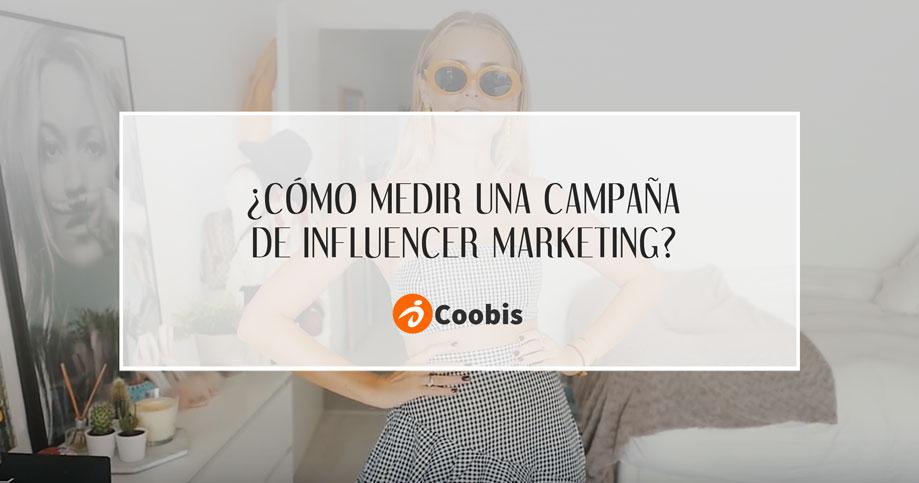 medir una campaña de influencer marketing