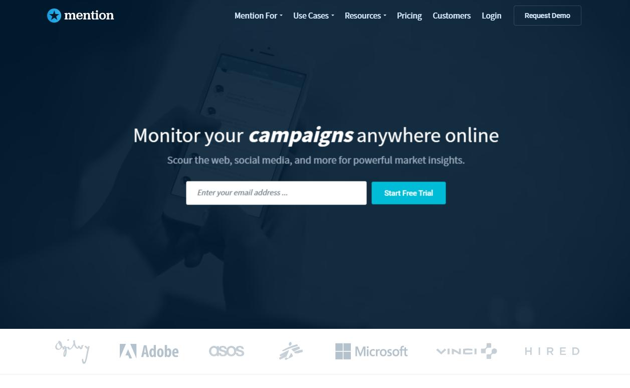 10 strumenti per monitorare temi attuali: Mention