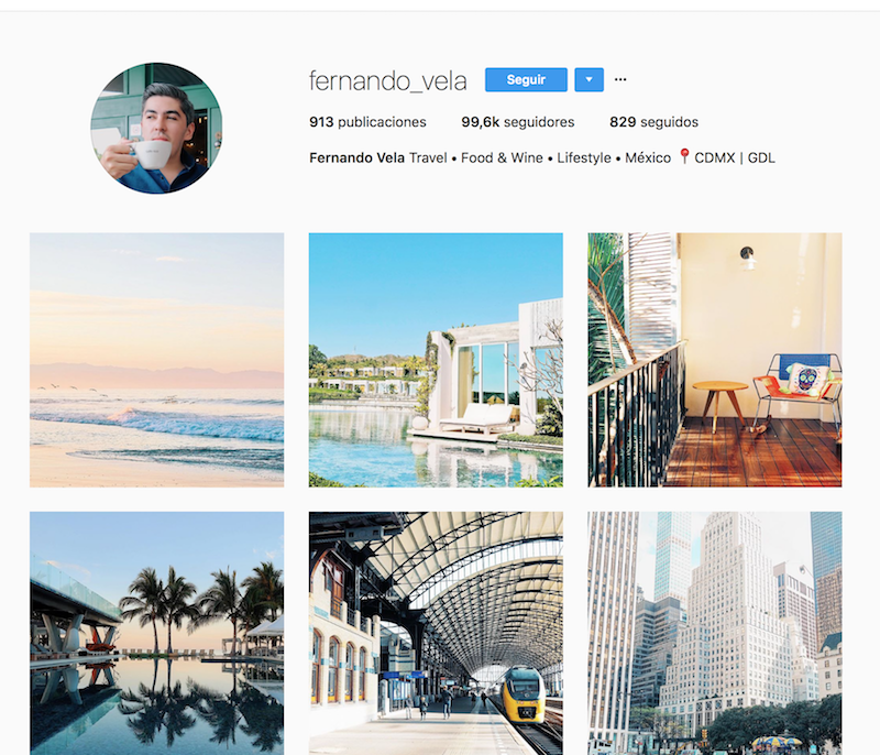 @fernando_vela instagramers de viajes