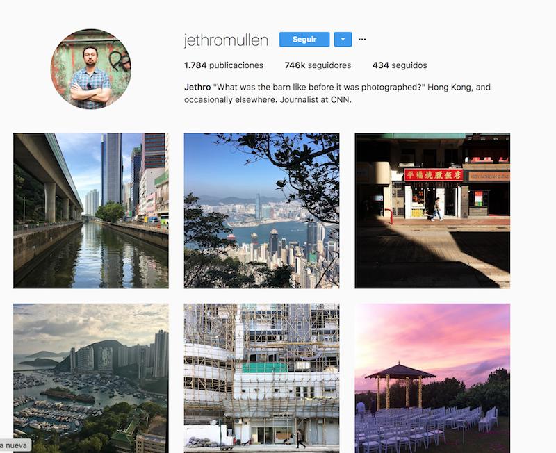 @jethromullen instagramers de viajes