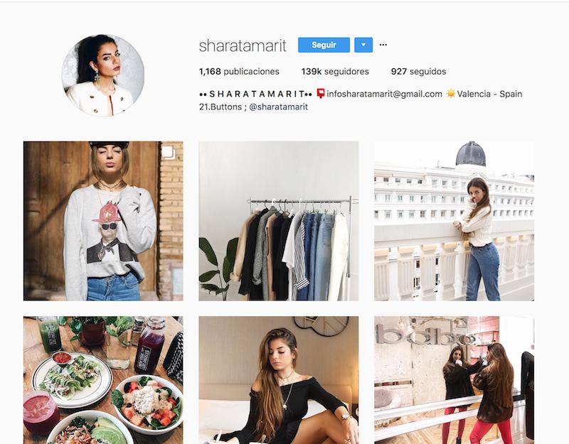 @sharatamarit instagramers de viajes