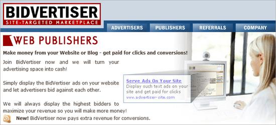 Alternative a Google Adsense