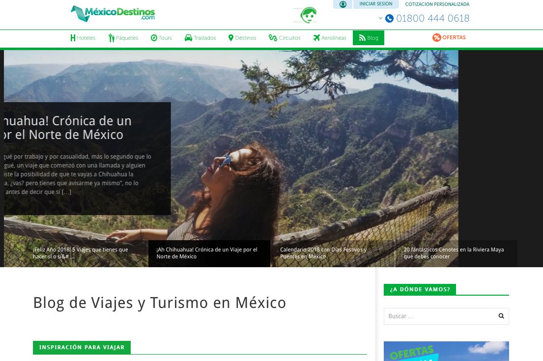 Mejores Blogs De Viaje De Mexico La Lista Definitiva