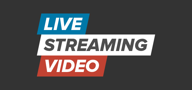 vídeos en directo o live streaming