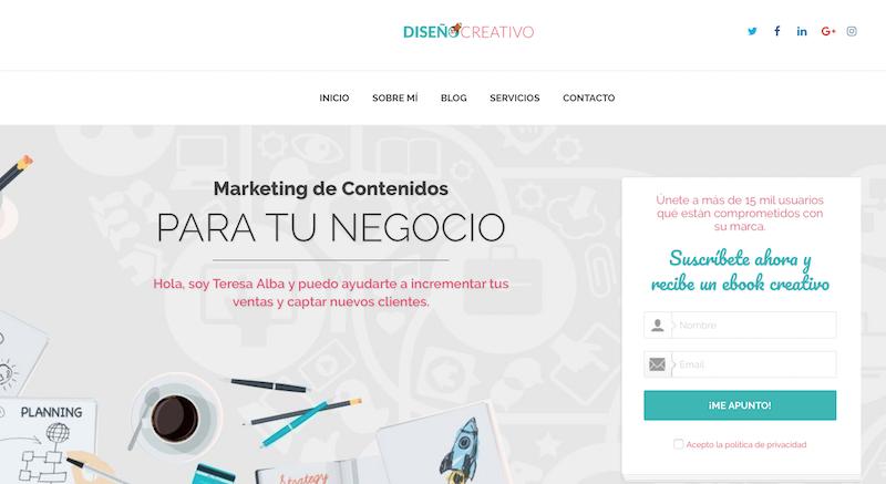 Diseño Creativo blogs de diseño