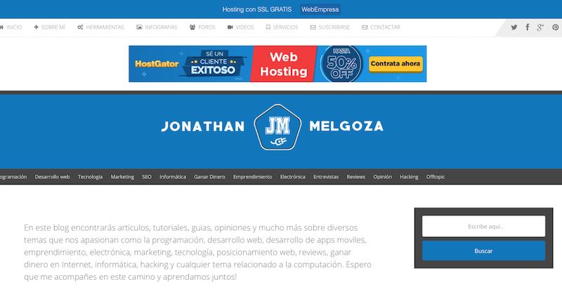 Jonathan Melgoza