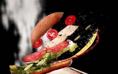 Top influencers de Instagram en gastronomía en México hamburguesa
