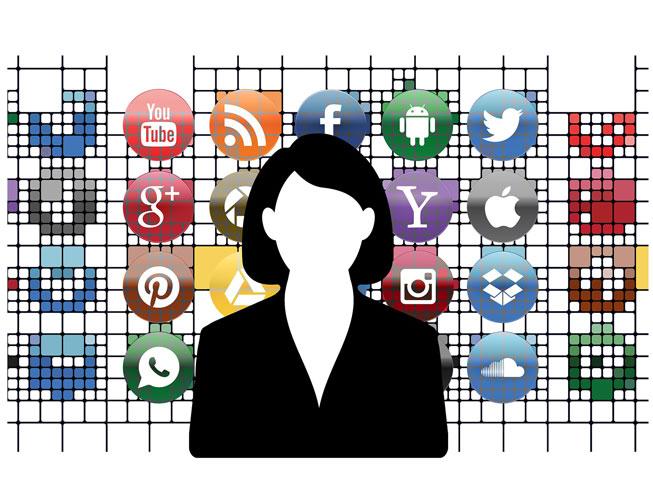 Estadísticas clave de social media