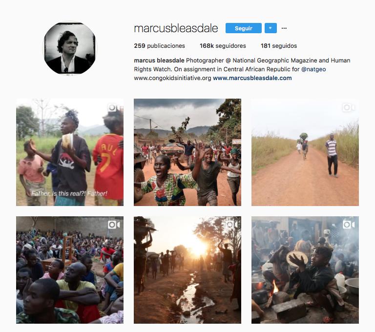 instagram per giornalisti