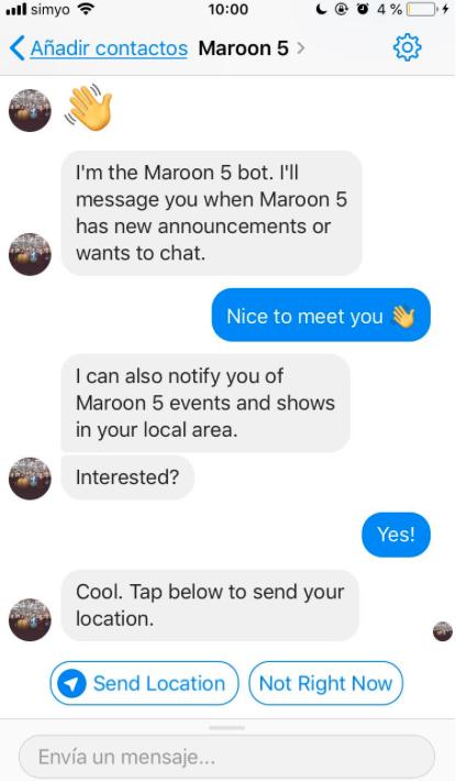 chatbots para blogs marrón 5