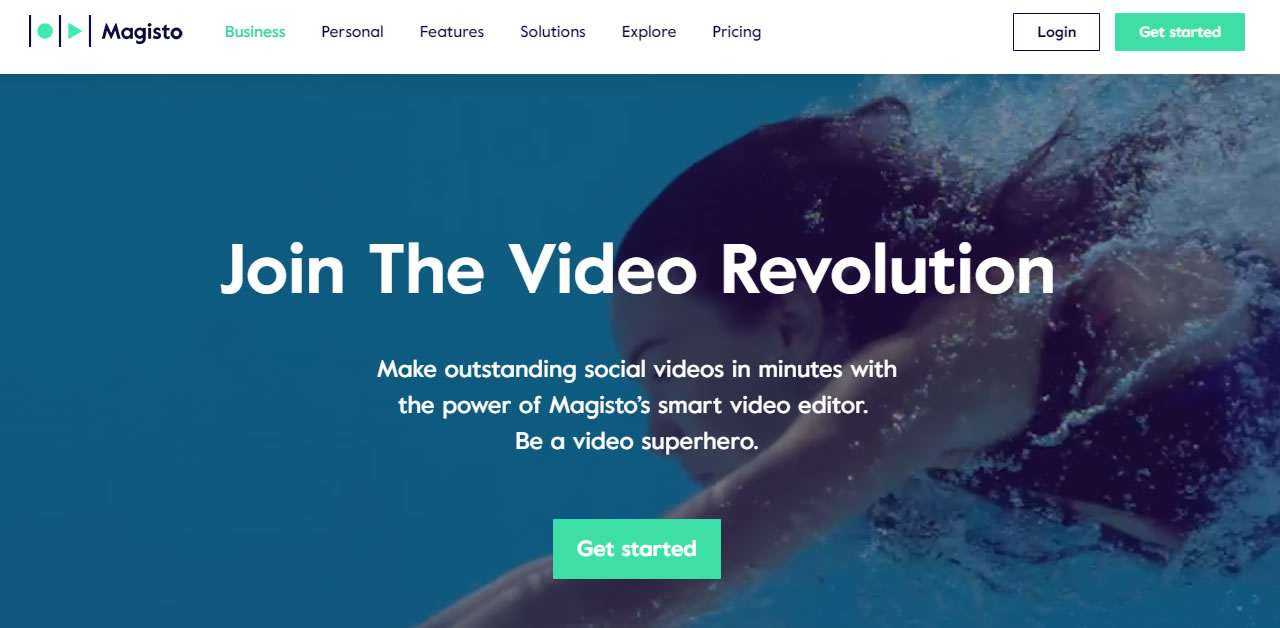 apps para editar vídeo: Magisto