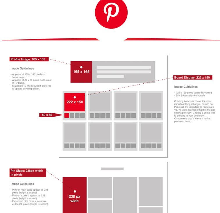 formati immagine per i social