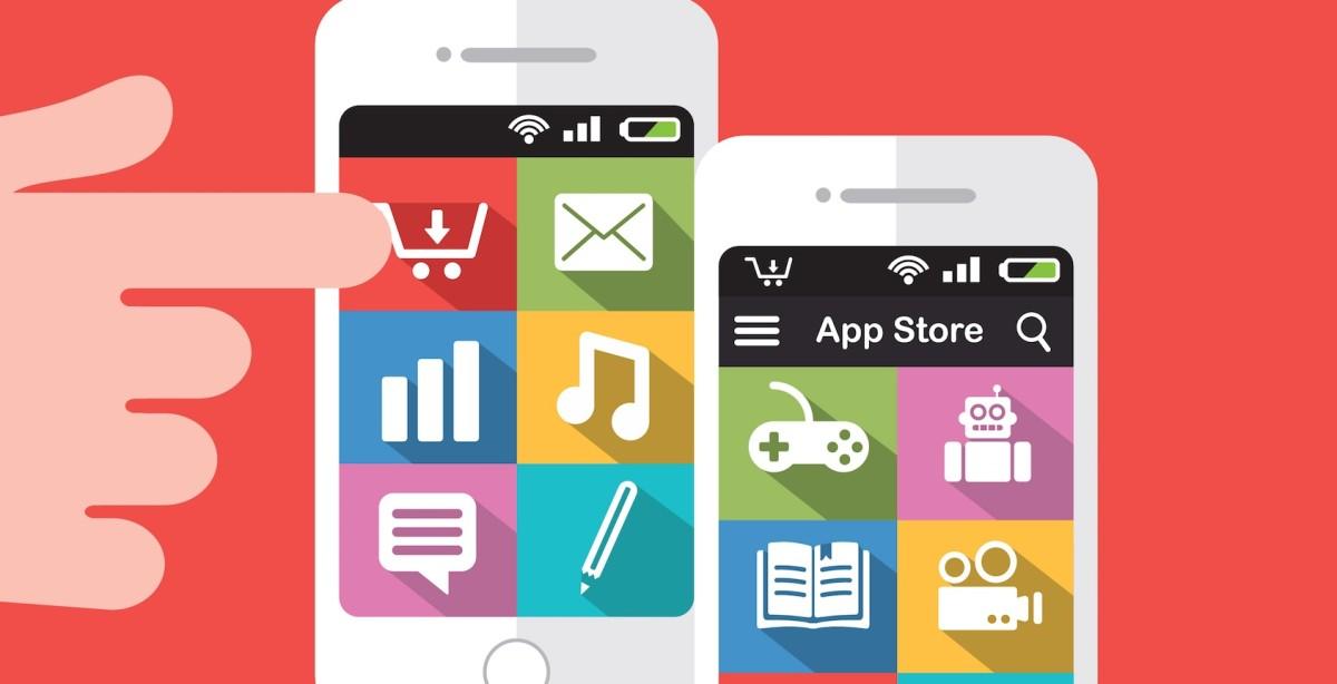 categorias de la app store