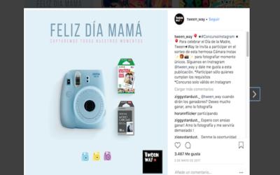 #concursosinstagram