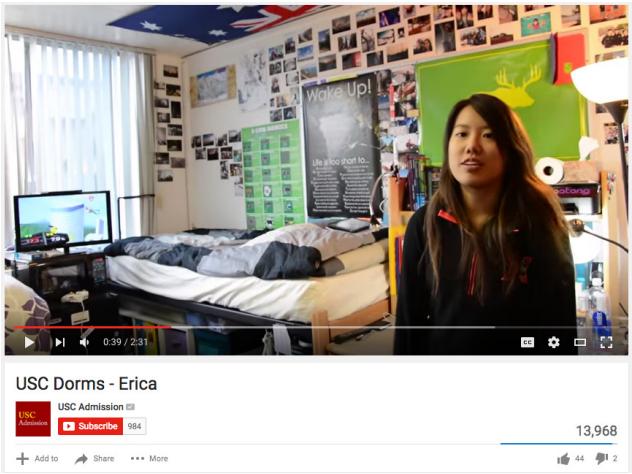Vídeo de estudiantes