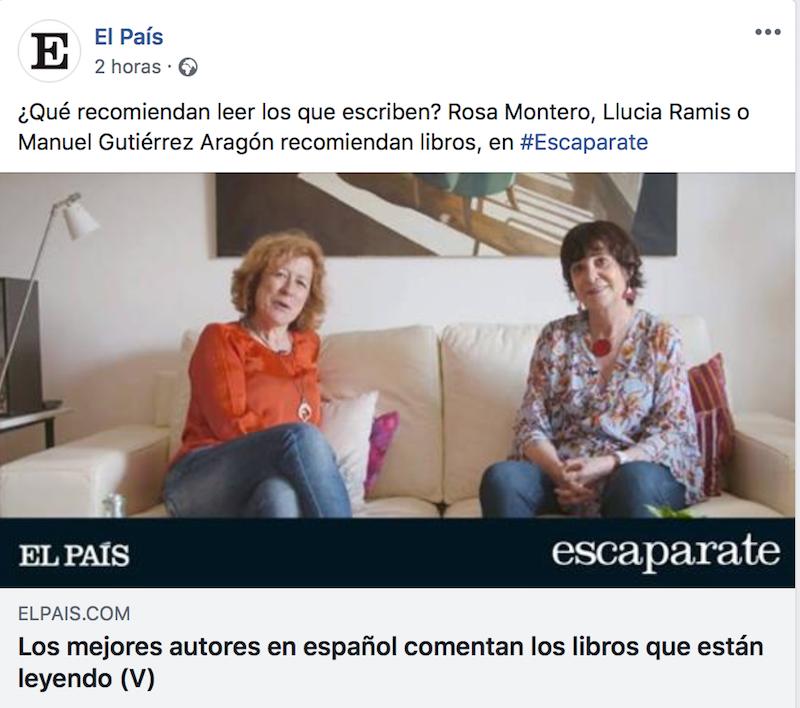 facebook ejemplo