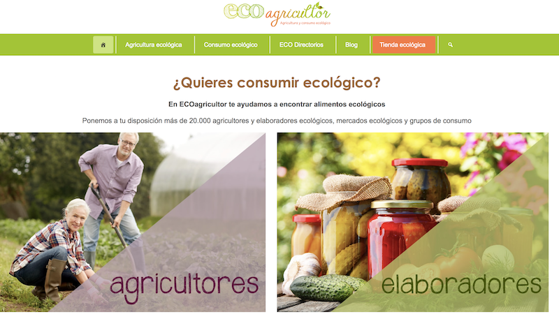 Blogs BIO. Ecoagricultor